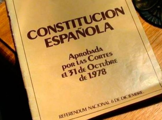 libro constitucion española